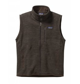 Patagonia Mens Better Sweater Vest Dark Walnut