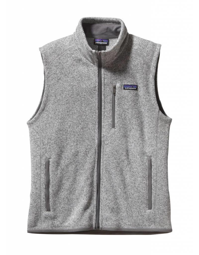 Patagonia Mens Better Sweater Vest Stonewash