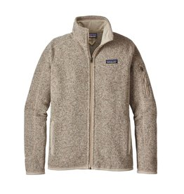 Patagonia Womens Better Sweater Jkt Pelican