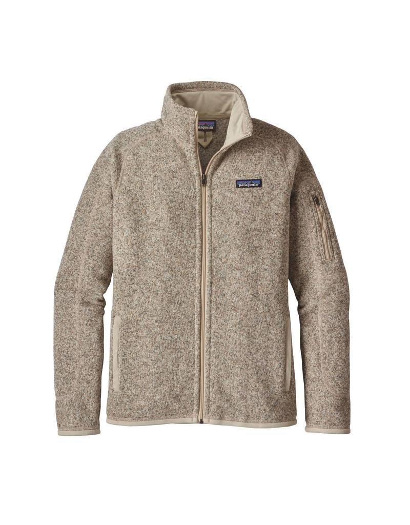 Patagonia Womens Better Sweater Jkt Pelican