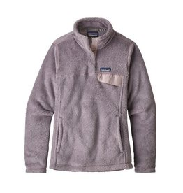 Patagonia Womens Re-Tool Snap-T P/O Smokey Violet - Glaze Purple X-Dye