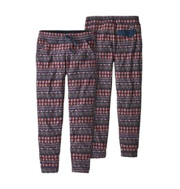 Patagonia Womens Snap-T Pants Kuta Klash Small: Smokey Violet