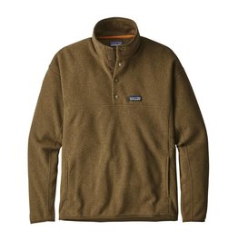 Patagonia Mens LW Better Sweater Marsupial P/O Sediment