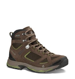 Vasque Mens Breeze 3 GTX Brown Olive/Pesto