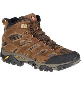 Merrell Mens MOAB 2 MID Waterproof EARTH