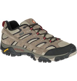 Merrell Mens MOAB 2 Waterproof BARK BROWN