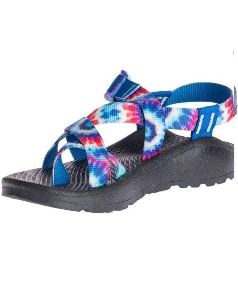 aed3ecc9887 Womens Z2 CLASSIC USA RWB TIE DYE Sandals - Tampa Bay Outfitters