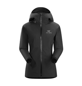 Arc'teryx Beta SL Jacket Womens Black/Black