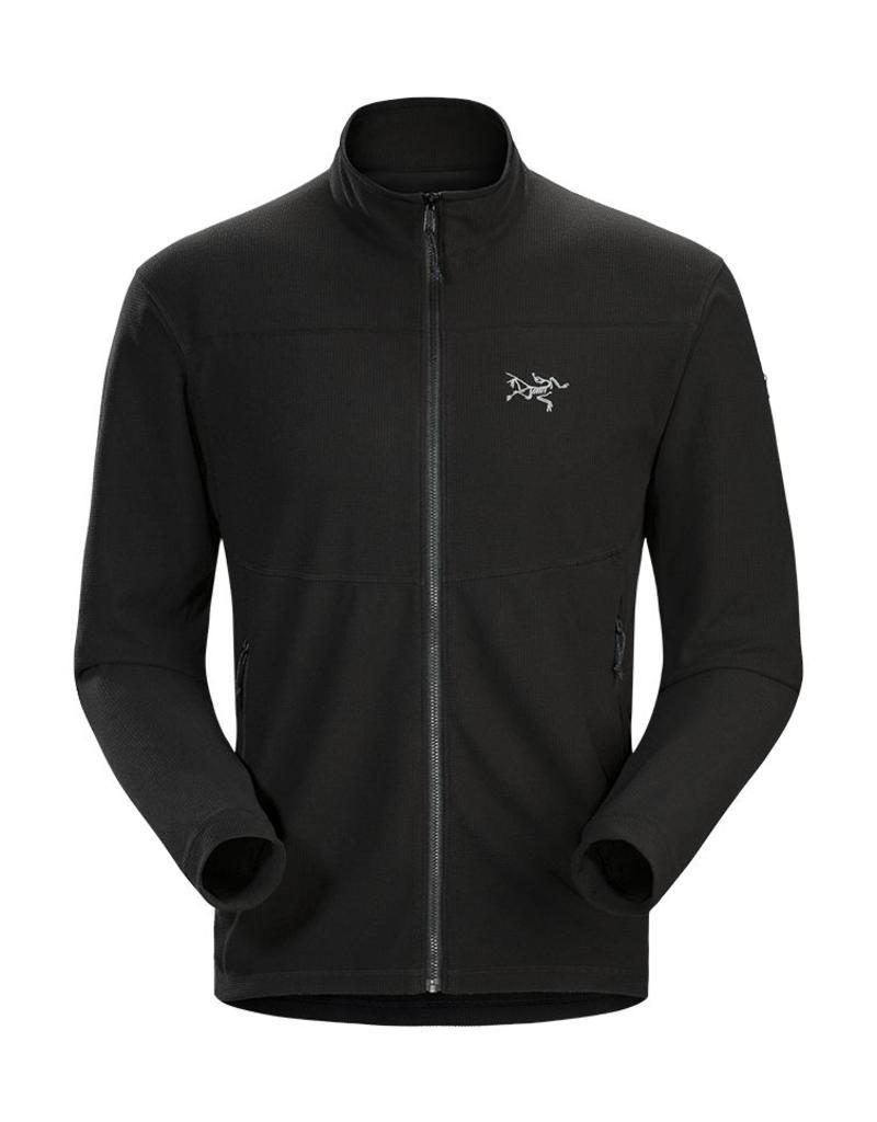Arc'teryx Delta LT Jacket Mens Black