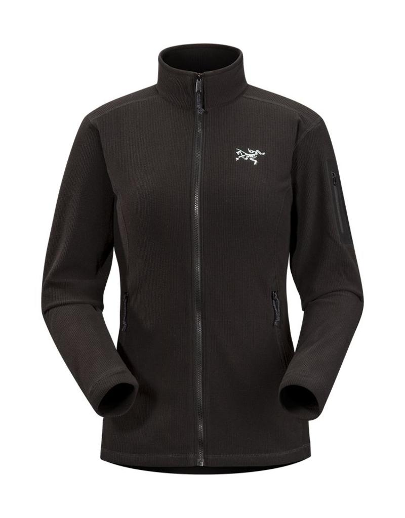 Arc'teryx Delta LT Jacket Womens Black
