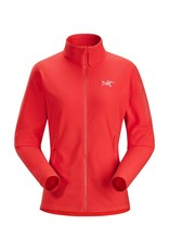Arc'teryx Delta LT Jacket Womens Hard Coral