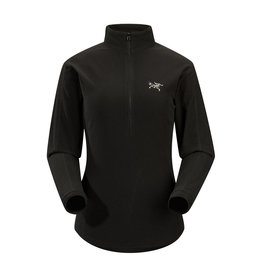 Arc'teryx Delta LT Zip Womens Black