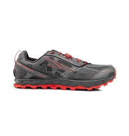 Altra Mens LONE PEAK 4 Grey/Orange
