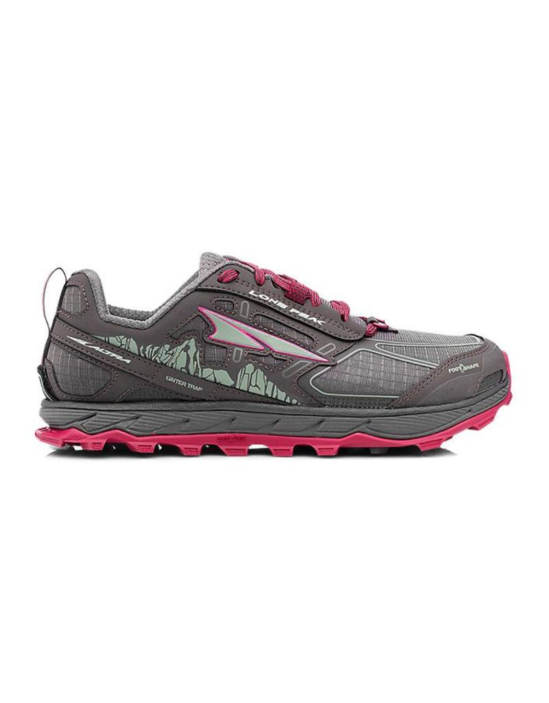 Altra Womens  LONE PEAK 4 RASPBERRY