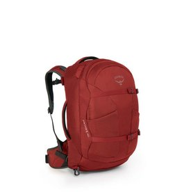 Osprey Farpoint 40 Travel Pack Jasper Red