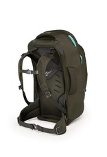 Osprey Fairview 55 Travel Pack Misty Grey Womens