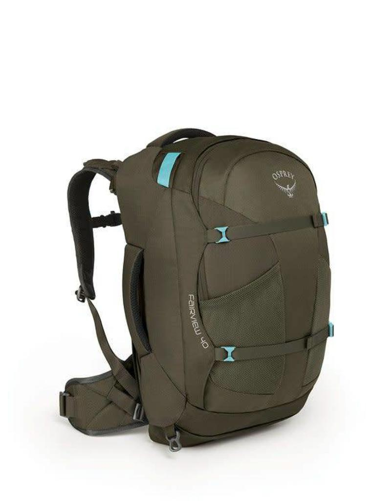 Osprey Fairview 40 Travel Pack Misty Grey Womens