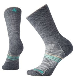 Smartwool Womens PHD Outdoor Light Crew Light Grey