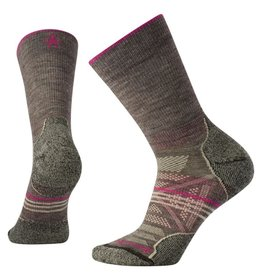 Smartwool Womens PHD Outdoor Light Crew Taupe