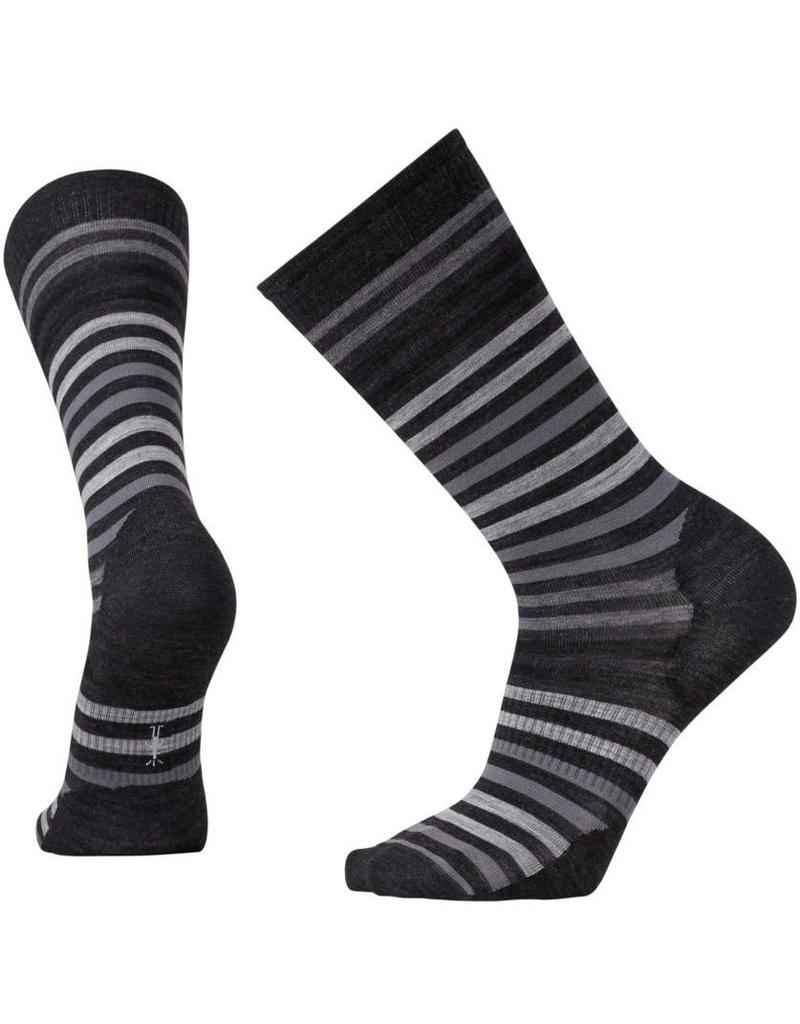 Smartwool Mens Spruce Street Crew Charcoal Heather