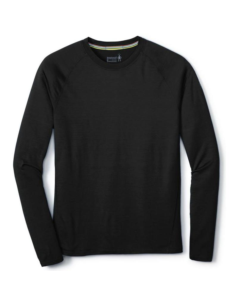 Smartwool Mens Merino 150 Baselayer Long Sleeve Black