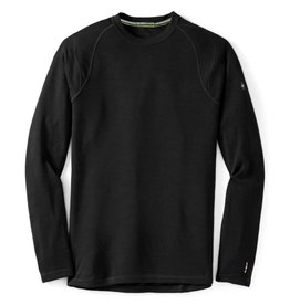 Smartwool Mens Merino 250 Baselayer Crew Black