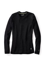 Smartwool Womens Merino 250 Baselayer Crew Black