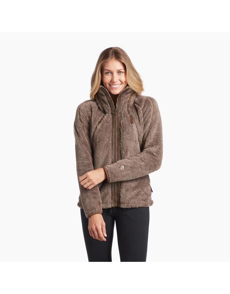 Kuhl Womens Flight Jacket Clay