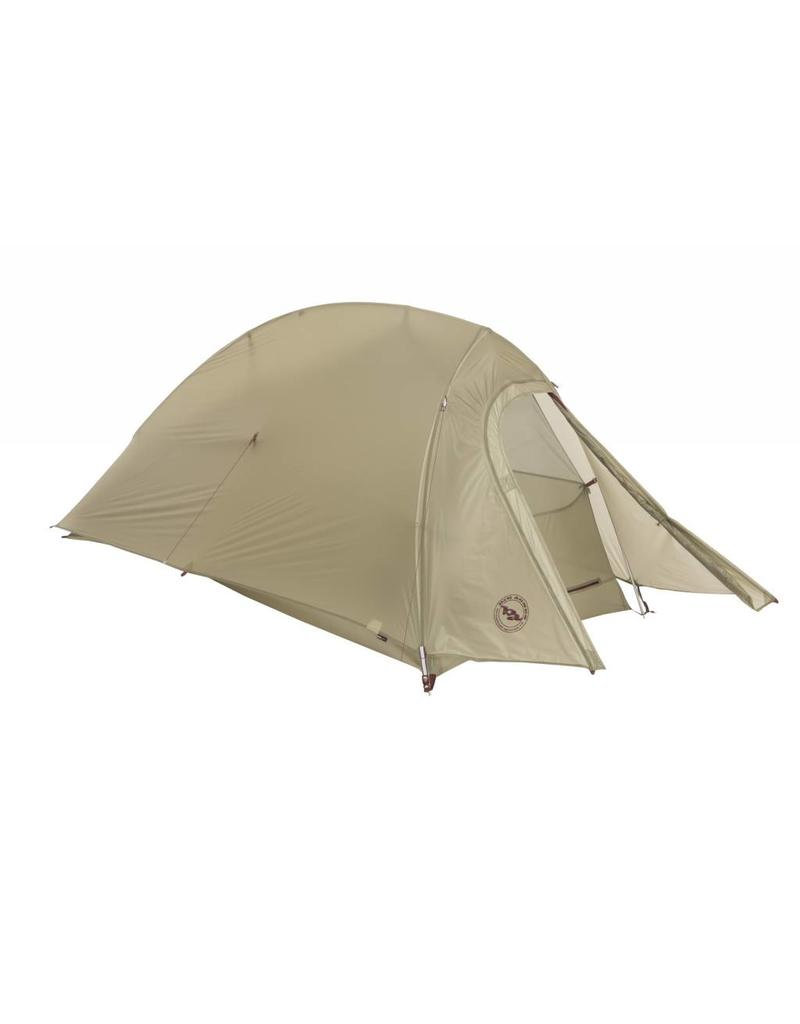Big Agnes Fly Creek HV UL1 Tent 1 Person Olive Green