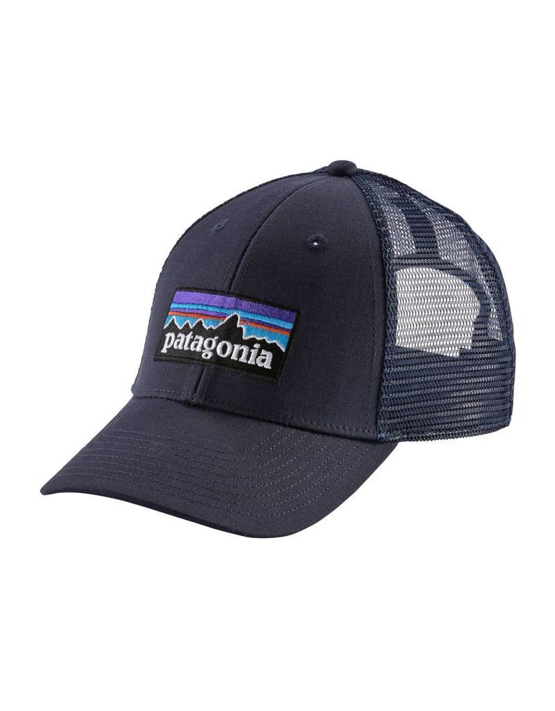 b1a9ae2b58a P-6 Logo LoPro Trucker Hat Navy Blue w Navy Blue ALL - Tampa Bay ...