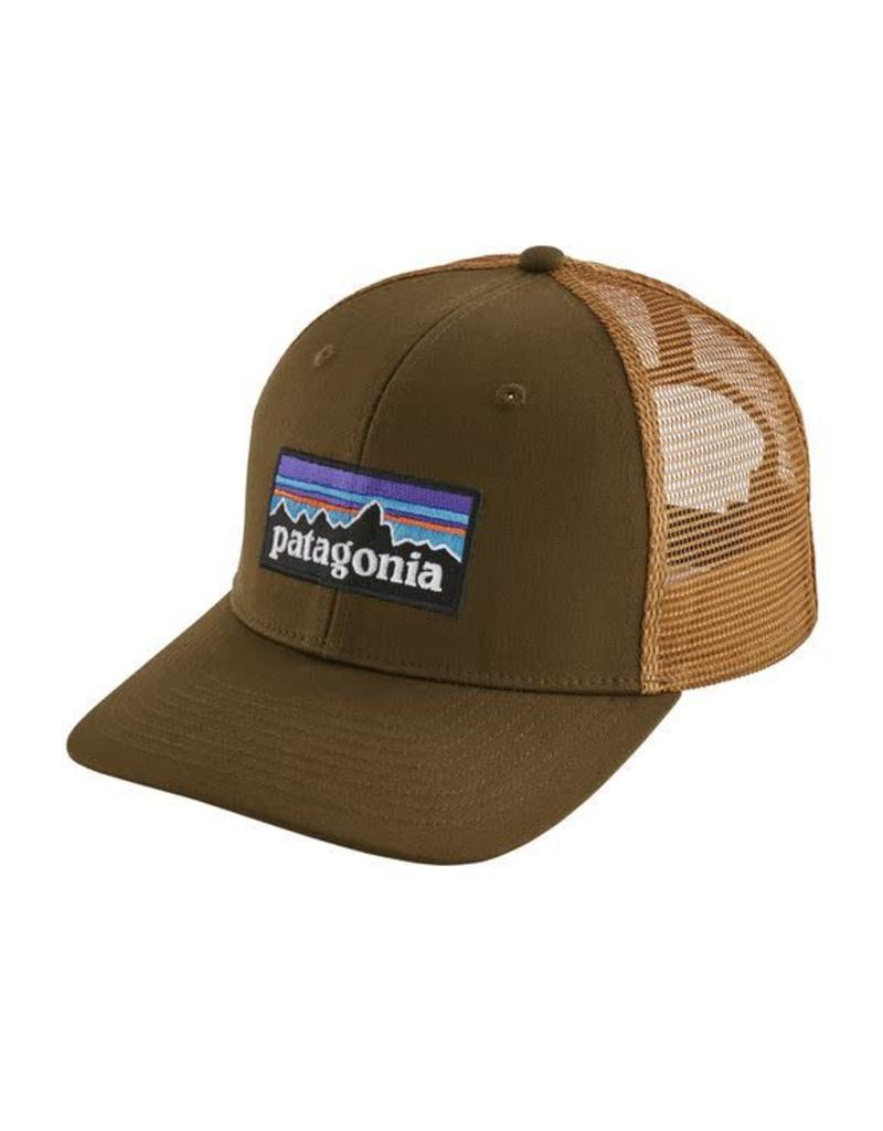 Patagonia P-6 Logo Trucker Hat Sediment ALL