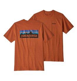 Patagonia Mens P-6 Logo Responsibili-Tee Copper Ore