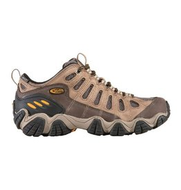 Oboz Mens Sawtooth Low Bdry Walnut