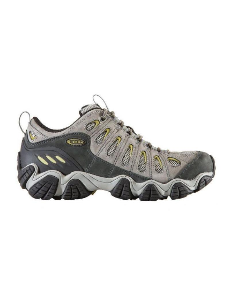 Oboz Mens Sawtooth Low Pewter
