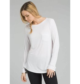 Prana Foundation L/S Tunic White
