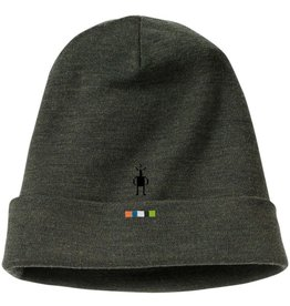 Smartwool Merino 250 Cuffed Beanie Olive Heather one size