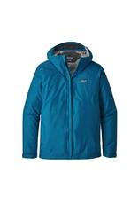 Patagonia Mens Torrentshell Jacket Balkan Blue