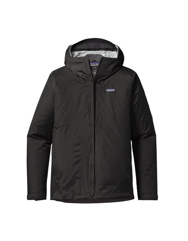 Patagonia Mens Torrentshell Jacket Black