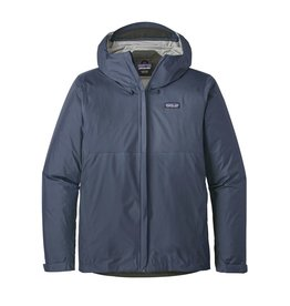 Patagonia Mens Torrentshell Jacket Dolomite Blue