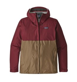 Patagonia Mens Torrentshell Jacket Oxide Red