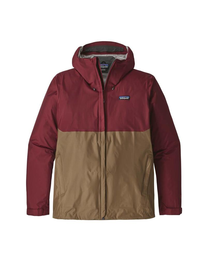 Patagonia Mens Torrentshell Jacket Oxide Red