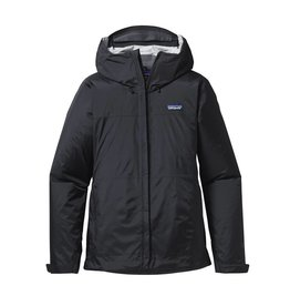 Patagonia Womens Torrentshell Jacket Black