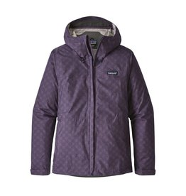 Patagonia Womens Torrentshell Jacket Solar Pow: Classic Navy