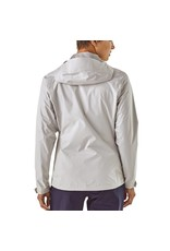 Patagonia Womens Torrentshell Jkt Birch White