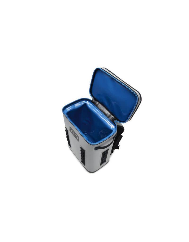 Yeti Hopper Backflip 24 Fog Gray/ Tahoe Blue