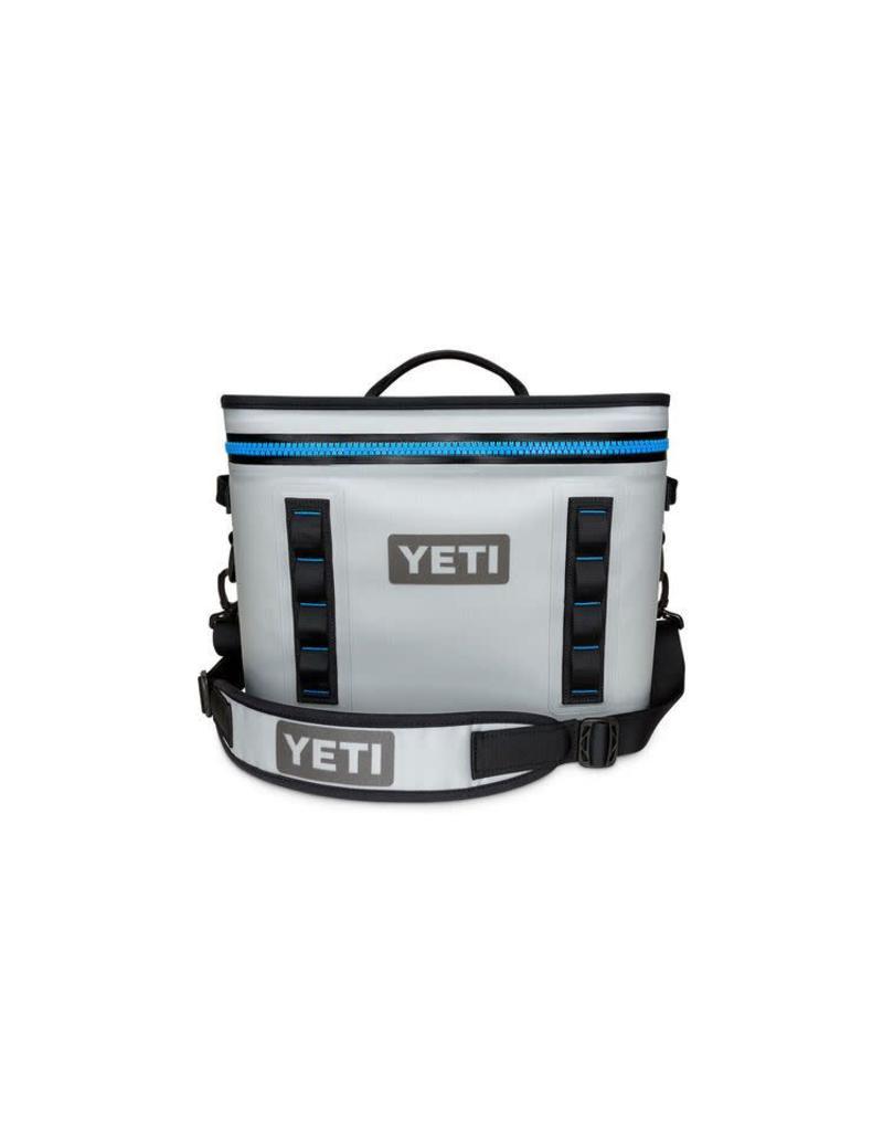 Yeti Hopper Flip 18 Fog Gray/ Tahoe Blue