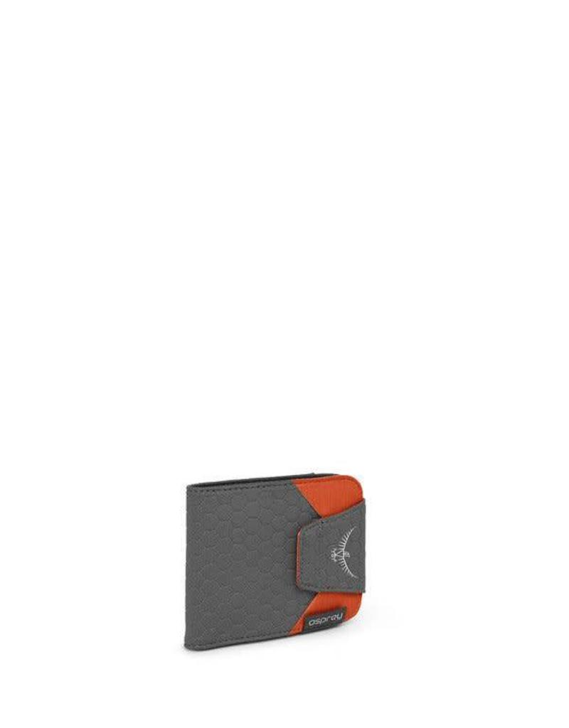 Osprey Quicklock RFID Wallet Poppy Orange