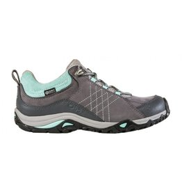 Oboz Footwear Womens Sapphire Low BDry Charcoal