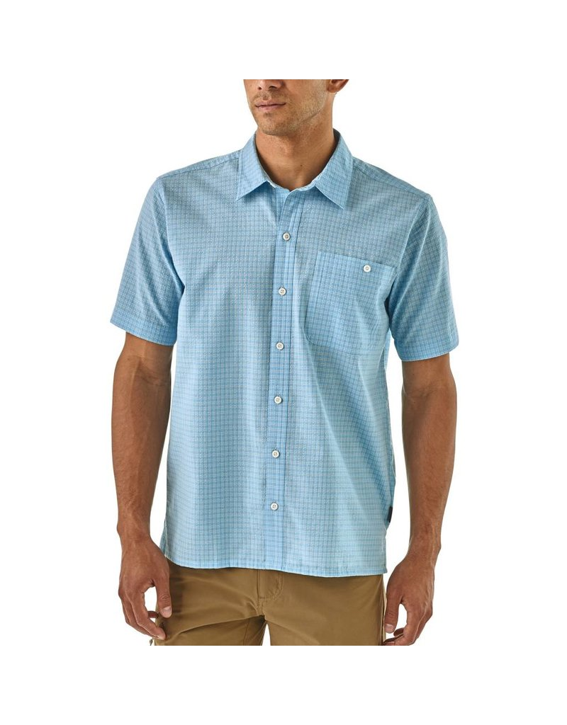 Patagonia Mens Puckerware Shirt BCBU