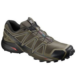 Salomon MEN'S SPEEDCROSS 4 Grape Leaf/Burny Olive